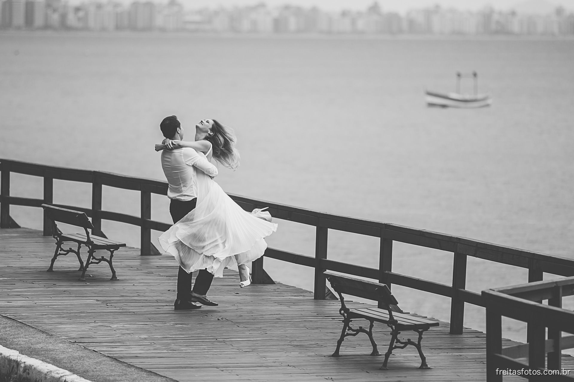 Trash The Dress Milena e Natanael