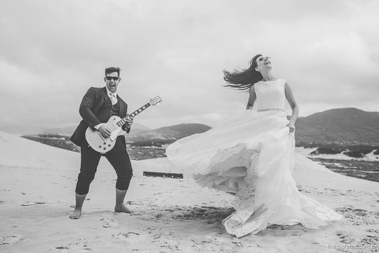 TRASH THE DRESS GABRIELA E WALLACE